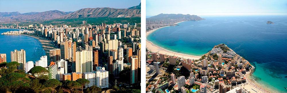 Стоимость жилья на Коста-Бланка относительно невысока