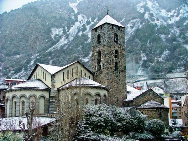 Андорра – горнолыжные курорты, шопинг и древняя история